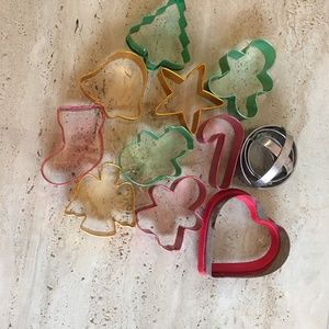 Cookie/Pastry & Biscuit Cutter Bundle